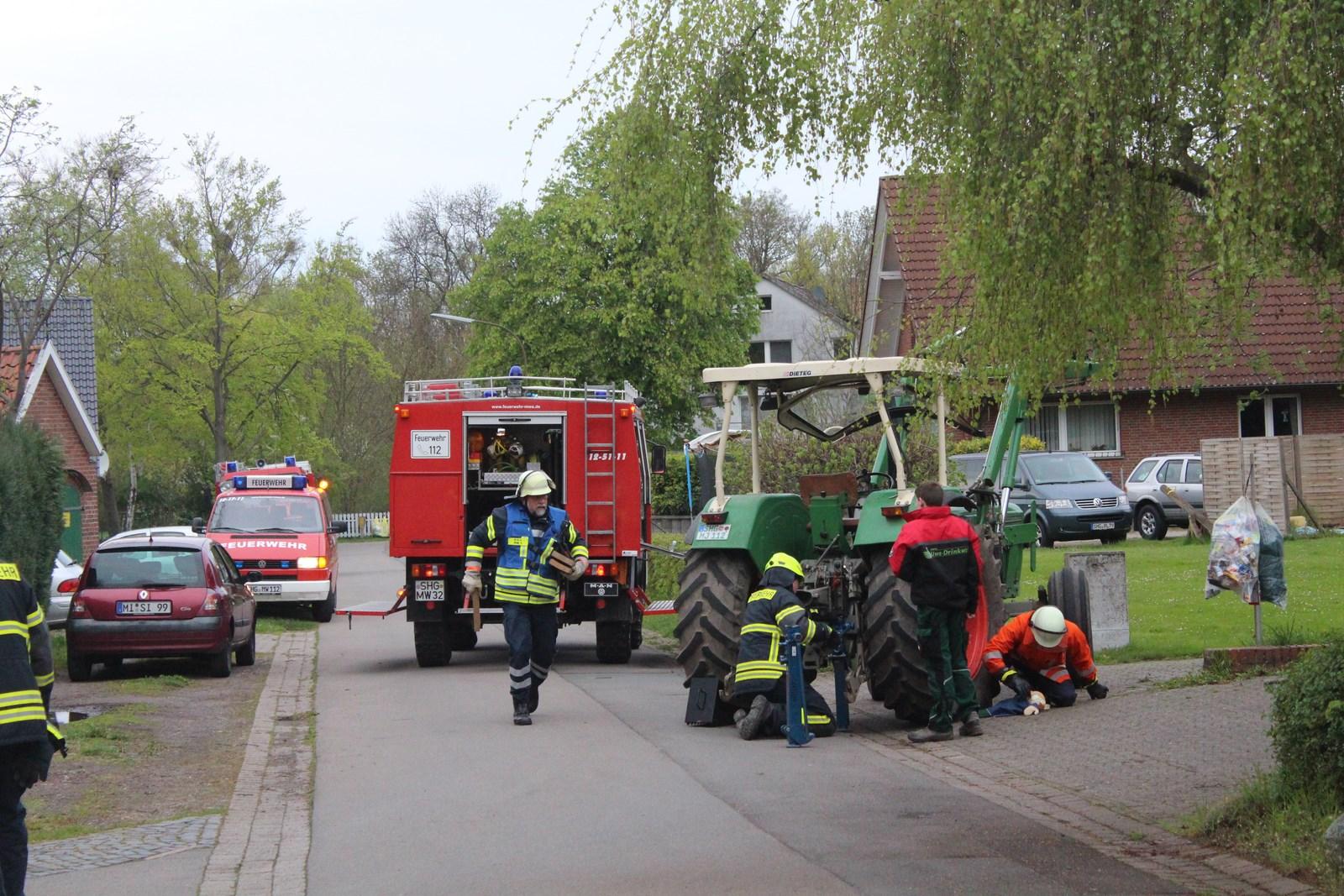 Ortsfeuerwehr Meinsen-Warber-Achum | Übungsberichte