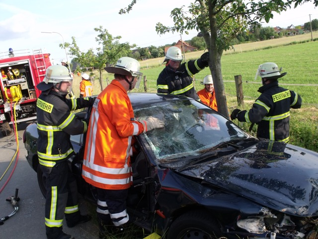 Technische Hilfeleistung - Verkehrsunfälle