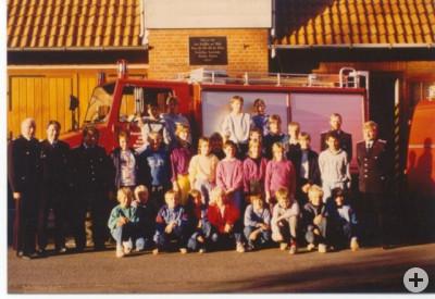 Gründung der JF am 04.09.1986
