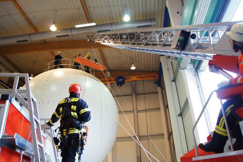 Rettung vom Dome per DL 2