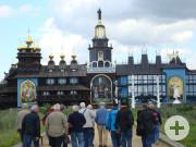 Der Glocken-Palast in Gifhorn.
