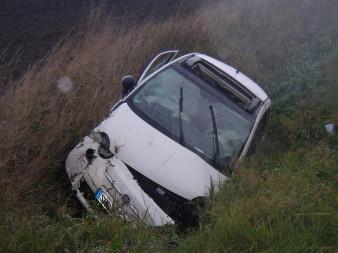 Verkehrsunfall Riehestraße